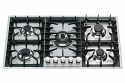 Ilve HPT95D Roma 90cm Flush Fit Gas Hob with 5 Burners