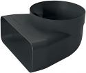 Siemens HZ9VDSI1 90° Adapter round-flat