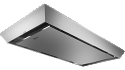 Neff I95CAP6N1B Compact Ceiling Hood in Stainless Steel
