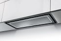 Faber In-Light EV8P 70cm wide canopy hood in stainless steel