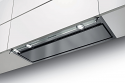 Faber In-Nova Premium 120cm wide canopy hood in stainless steel