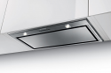 Faber Inca Lux 2.0 52cm wide stainless steel canopy hood