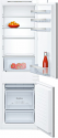Neff KI5862S30G Integrated Fridge Freezer with Sliding Hinge