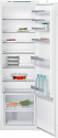 Siemens KI81RVSF0G Tall integrated larder fridge