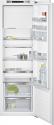 Siemens KI82LAF30 Tall Integrated fridge with freezer compartment
