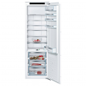 Bosch KIF82PFF0 Tall Integrated Fridge with 0° compartment and freezer section