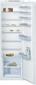 Bosch KIR81VS30G Tall integrated larder fridge with sliding hinge