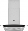 Siemens LC67AFM50B 60cm arched glass chimney hood