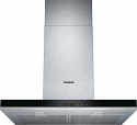 Siemens LC68BA572B 60cm wide chimney hood