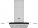 Siemens LC97AFM50B 90cm wide arched glass chimney hood