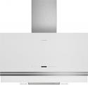 Siemens LC97FVW20B 90cm wide flat design cooker hood in White