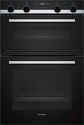 Siemens MB557G5S0B Double Oven