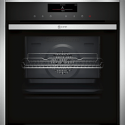Neff B58VT68H0B Slide & Hide Pyro Oven with VarioSteam - N90 Series