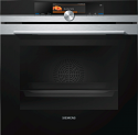 Siemens HS658GES6B Single oven with fullSteam