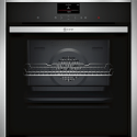 Neff B47CS34H0B Slide & Hide Single Oven