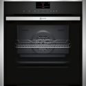 Neff B47FS34H0B Slide & Hide Oven with FullSteam