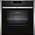 Neff B58CT68H0B Slide & Hide Pyro Oven- N90 Series
