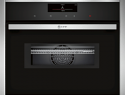 Neff C28MT27H0B Compact oven with microwave