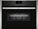 Neff C17MS32H0B Compact oven with microwave