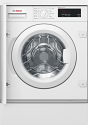 Bosch WIW28300GB fully integrated washing machine, 1400rpm spin, 8kg load