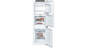 Bosch KIF86PF30 Integrated Frost Free Fridge Freezer with 0° compartment and premium interior