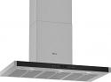 Neff D96BMV5N5B 90cm wall mounted cooker hood