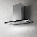 Elica METEORITE-120 120cm wide Chimney Hood