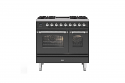 ILVE Milano PD09INE3 90cm cooker 60cm + 30cm ovens and 4 burner with 2 induction zones