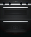 Siemens NB535ABS0B Built-under double multi-function oven