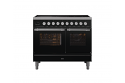 ILVE Roma PDI10WE3 100cm cooker with 60cm + 40cm ovens with 6 zone induction top