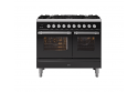 ILVE Roma PD106WE3 Ilve 100cm cooker with 60cm + 40cm ovens with 6 gas burner top