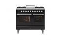 ILVE Roma PD10FWE3 100cm cooker with 60cm + 40cm ovens with 4 gas burner and Fry Top