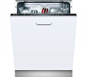 Neff S155HAX27G Fully Integrated Dishwasher with Cutlery Basket - N50