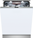 Neff S189YCX01E Fully Integrated Zeolith Drying Dishwasher - N90
