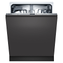 Neff S353HAX02G Fully Integrated Dishwasher with Cutlery Basket