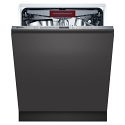 Neff S353HCX02G Fully Integrated Dishwasher with top cutlery tray