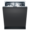 Neff S355HAX27G Fully integrated dishwasher with cutlery basket