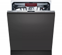 Neff S355HCX27G Fully Integrated Dishwasher with top cutlery tray