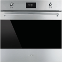 "Smeg SF6372X  ""Classic"" Multifunction Oven,Finger-friendly Stainless Steel & Eclipse"