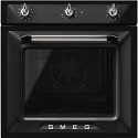 "Smeg SF6905N1 ""Victoria"" Traditional Multifunction oven, Black"