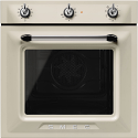 "Smeg SF6905P1 ""Victoria"" Traditional Multifunction oven in Cream"