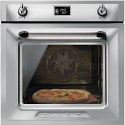 "Smeg SF6922XPZE1 ""Victoria"" Traditional Multifunction oven, Stainless Steel"