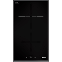 Smeg SI5322B 30cm Touch Control Induction hob, with angled edge glass