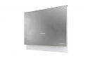 Faber Talíka CT A80 800mm wide wall mounted designer cooker hood in Cross Titanium finish
