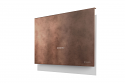 Faber Talíka OC A80 800mm wide wall mounted designer cooker hood in Old Copper finish