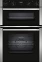 Neff U1ACI5HN0B Built in Double Oven