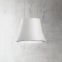 Elica BELLE-CLASSIC Decorative Ceiling or Wall mounted Cooker Hood in Matt White