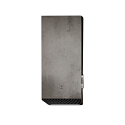 Elica HAIKU-32-CC 32cm wide wall mounted cooker hood in Concrete effect finish