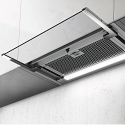 Elica GLASS-OUT-60 60cm wide canopy hood
