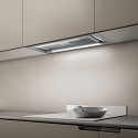 Elica GLASS-OUT-90 90cm wide canopy hood